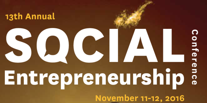 13th Annual Conference on Social Entrepreneurship