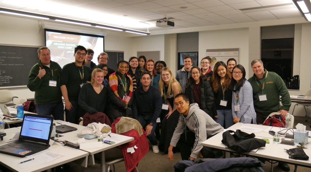 2019 Social Venture Boot Camp Welcome