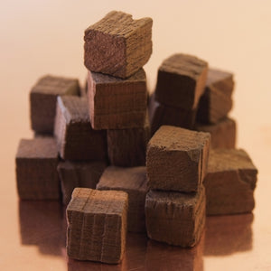 Toasted Oak Cubes - 2 oz