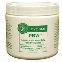 PBW – Powdered Brewery Wash