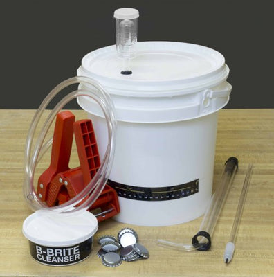1 Gallon Beer Making Starter Equipment Kit