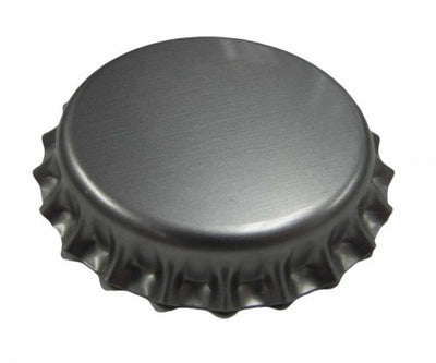 Oxygen Absorbing Silver Crown Caps