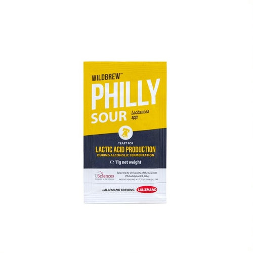 WildBrew™ Philly Sour Yeast  from Lallemand