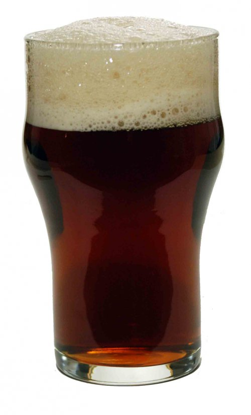 Big Furry Dribblechin Brown Ale