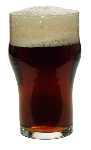Big Furry Dribblechin Brown Ale 1 Gallon Beer