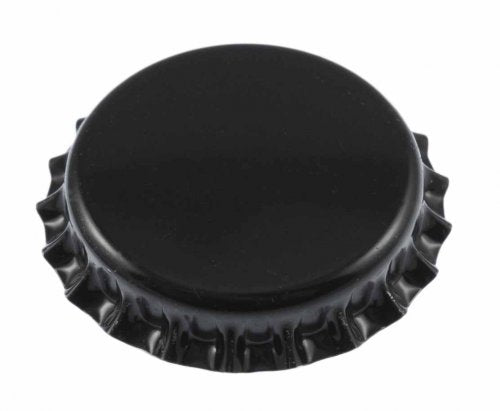 Black Oxygen Absorbing Crown Caps