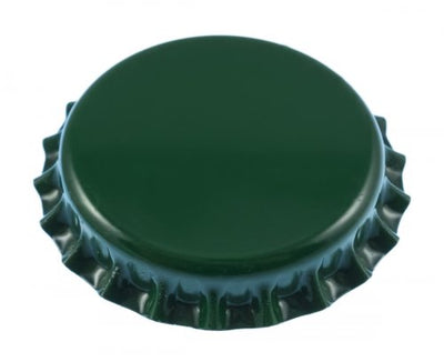 Green Oxygen Absorbing Crown Caps