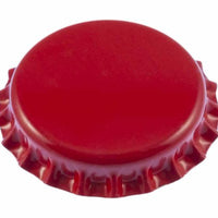 Red Oxygen Absorbing Crown Caps