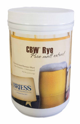 Briess Rye Malt Extract Syrup - 3.3 lbs