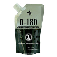 D-180 Extra Dark Belgian Candi Syrup