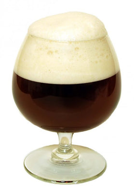 Damned If You Do English Toffee Double Brown Ale