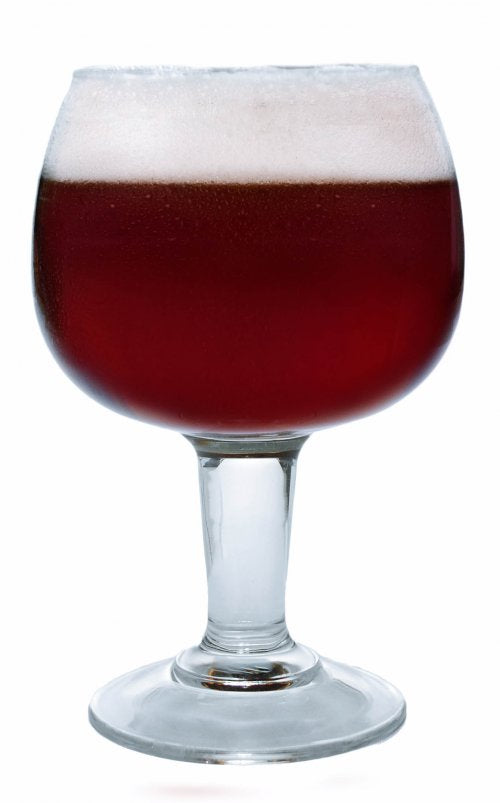 Dark Desires Black Cherry Amber Ale Beer Brewing All Grain Recipe Kit