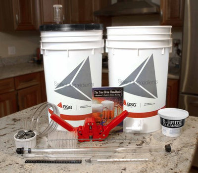 Home Beer Making Starter Equipment Kit