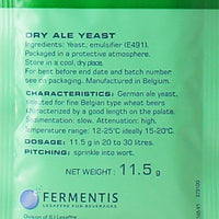 Safale K-97 Ale Yeast