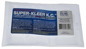 Super-Kleer K.C. Finings