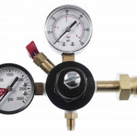 Nitrogen Regulator - Dual Gauge