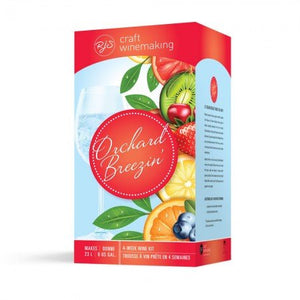 Orchard Breezin' Strawberry Sensation