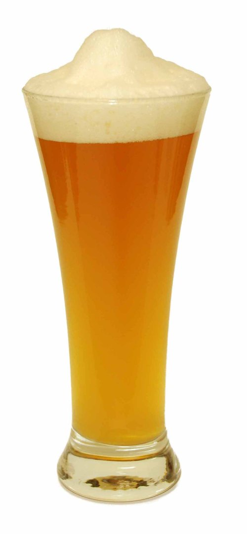 Sunbeam Tangerine Summer White Ale