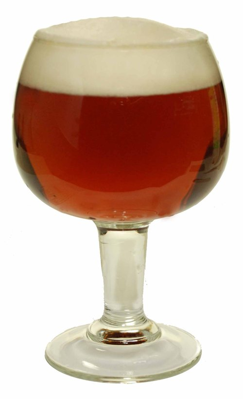 The May Queen Honey Red Spring Ale
