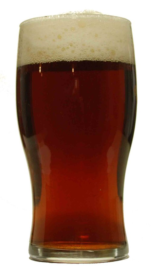 Three Sheets Amber Ale