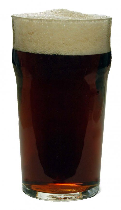 Whizzing Fizzbies English Toffee Brown Ale All Grain