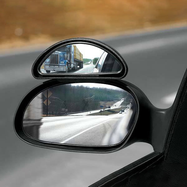 Set of 2 Side View Blind Spot Mirrors