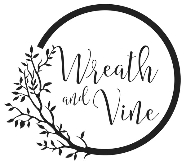 Wreath and Vine