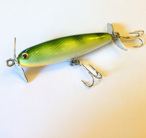 Lure #01   Propeller Bait