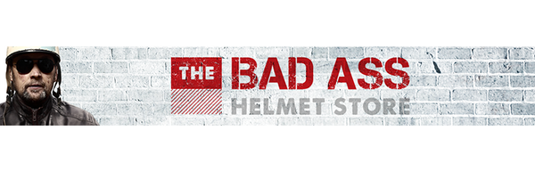 Featured in The Bad Ass Helmet Store