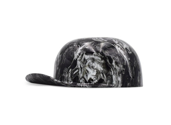 Rock and Roll Skulls Doughboy Lid