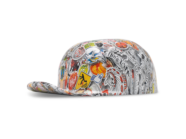 Stickerbomb Americana DoughBoy Mike's ProLids Novelty Lid