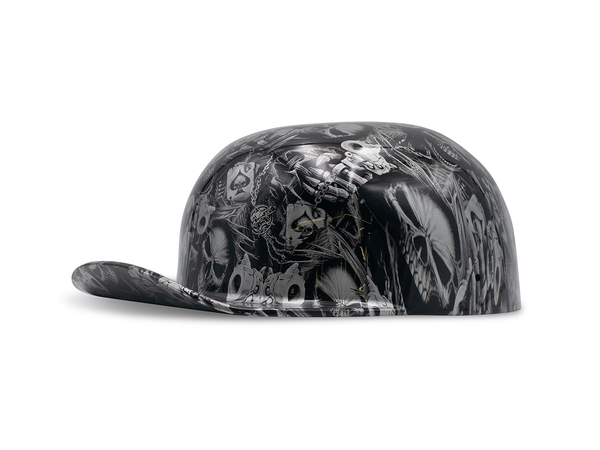 Gangsta Skulls DoughBoy Mike's ProLids Novelty Lid