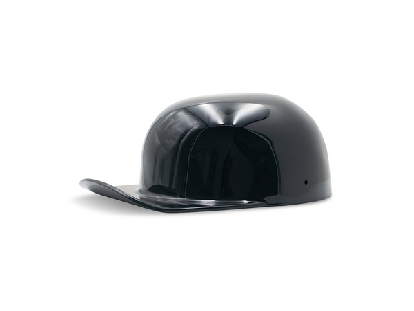 Gloss Black DoughBoy Motorcycle Lid