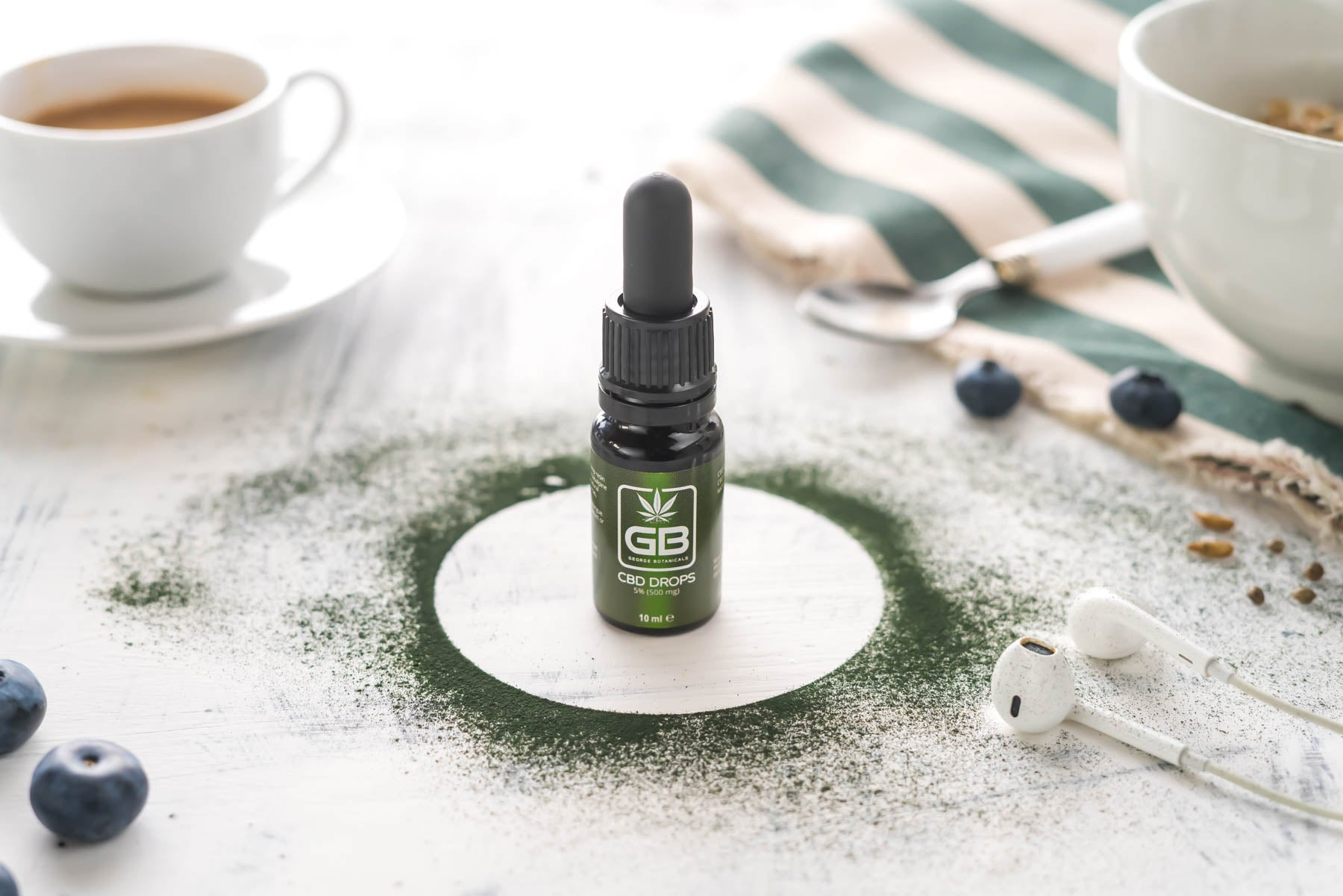 What times of the day are best to take CBD?