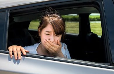 Can CBD help with car sickness?