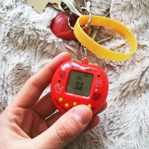 Jeu virtuel animal tamagotchi