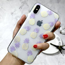 coque ananas iphone