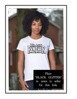 Black Panther Unisex Tees