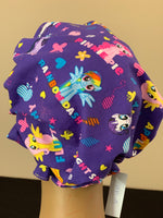 My Little Pony Charmeuse Satin Lined Bonnet