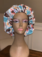 Moana Charmeuse Satin Lined Bonnet
