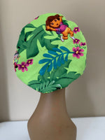 Dora the Explorer Satin Lined Bonnet