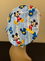 Mickey Mouse Satin Lined Bonnet