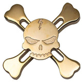 Skull Pirate Fidget Spinner