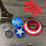 Captain America Shield Fidget Spinner