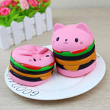 Squishy Kitty Hamburgers