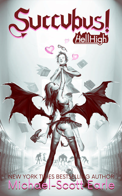 Hell High: Succubus! - book.1 | eBook