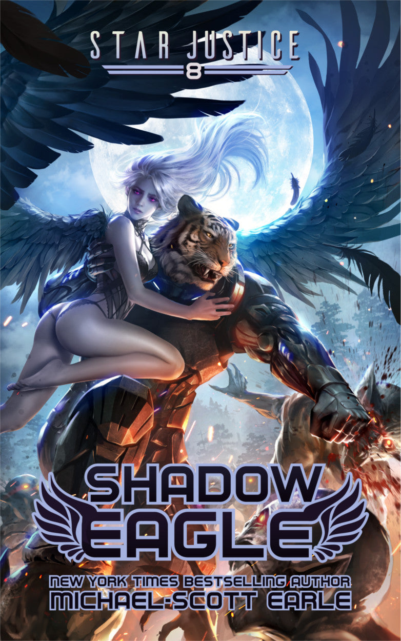 Star Justice: Shadow Eagle - book.08 | eBook