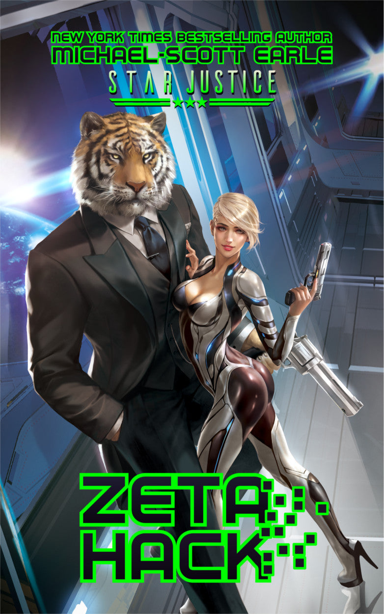 Star Justice: Zeta Hack - book.03 | eBook