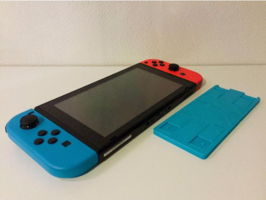 Folding Nintendo Switch Stand - Great For Travelling - Charge While Using The Stand!!