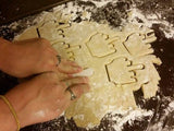Middle Finger Gag Gift/Funny Cookie Cutter and Fondant Cutter